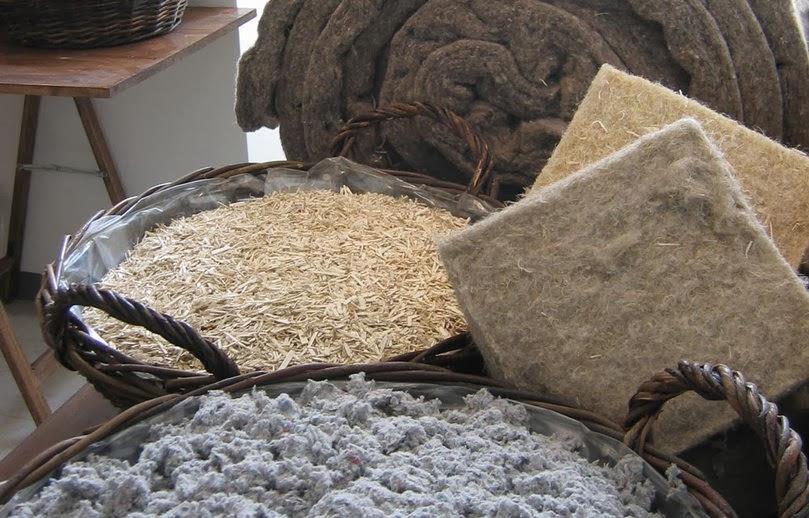 Les matériaux biosourcés